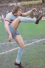 Football Photo>TED MacDOUGALL West Ham United 1972-73