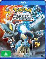 Pokemon The Movie - Kyurem Vs. The Sword Of Justice (Blu-ray, 2013)