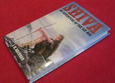 SHIVA - Adventure of the Ice Age ~  J H Brennan 1st UK Ed HbDj 1989 RESCUED Girl