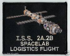 ISS INTERNATIONAL SPACE STATION - 2A.2B SPACELAB LOGISTICS FLIGHT - NASA PATCH