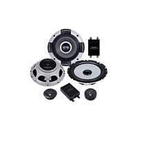 Hifonics HFi6.2C flache Boxen Kompo Lautsprecher 165mm