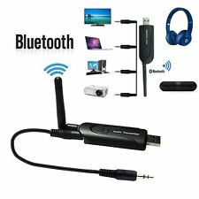 Bluetooth Wireless A2DP Audio Stereo Adapter Transmitter For TV DVD PC Laptop