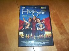 ENGELBERT HUMPERDINCK HÄNSEL UND GRETEL Hansel and Gretel Music Play DVD NEW