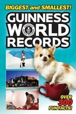 2016 GUINNESS WORLD RECORDS Book BIGGEST And SMALLEST Foods ANIMALS Vehicles
