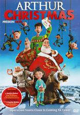 ARTHUR CHRISTMAS (BILINGUAL) (DVD)