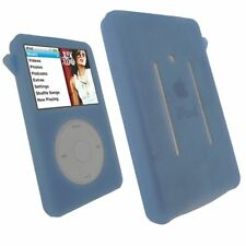 Silicone Skin Cover Case for iPod Classic 7th 160GB 120GB 80GB Video 5th 30GB
