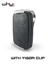 MARANTEC Universal Handsender 433 868MHz Garagentoröffner WHY EVO 7.0+VISOR CLIP