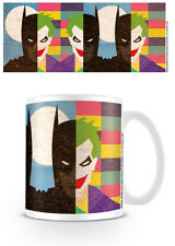 NEW! BATMAN BATMAN/JOKER MUG