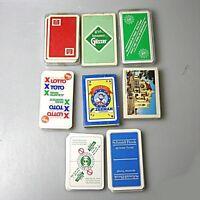 8 x Werbekartenspiele Skat Spiel aus Sammlungsauflösung teilweise unbespielt (4)