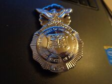 USAF, 55TH SECURITY FORCES SQDN, NATIONAL AIRBORNE OPERATIONS CENTER STAFF BADGE