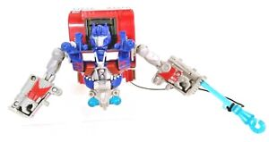 Transformers 2007 Fast Action Battlers Power Hook Optimus Prime figure for parts