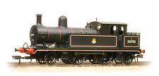 Bachmann 31-169, OO Gauge, L&YR 2−4−2 Tank 50705 BR Lined Black Early Emblem