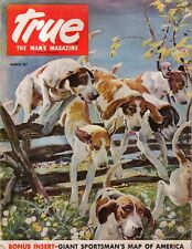 1948 True March - Fox Hounds; Puerto Rico; Avalanche dogs; Clair Bee Basketball