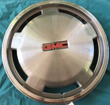 "1985 1986 1987 1988 1989 1990 GMC Safari Van Hubcap Wheel Cover 15"" Cap OEM 3164"