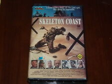Skeleton Coast VHS 1980's Action CEL Home Video