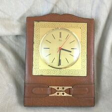 More details for vintage wall clock motor oil gas station gasoline advertising cespa petroleum