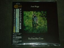 Anne Briggs The Time Has Come Japan Mini LP