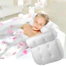 3D Mesh Spa Bathtub Pillow Home Massage Relax Neck Back Support For Bathtub Tub