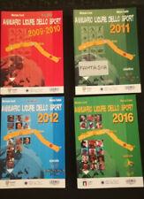 Michele Corti - Annuario Ligure dello Sport  - 2009-2010, 2011, 2012, 2016