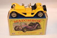 Matchbox Models of Yesteryear Y- 7 Mercer mint in box