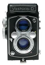 Yashica-D 120 Film TLR M6x6 Camera Yashicor 3.5/80