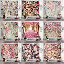 Printed Florals Leaf Tapestry Wall Hanging Blankets Bedspread Cover Home Decor