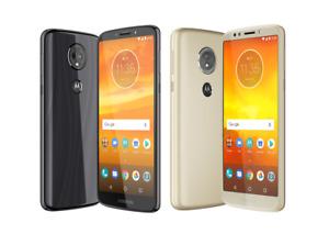 Motorola Moto E5 Plus 6'' 12MP - Smart Phone Unlocked FULL SET