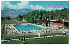 Furnace Creek Ranch Death Valley National Monument California Vtg Postcard NOS