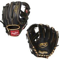 "Rawlings R9 Series Pro I Web 11.5"" Infield Model Baseball Glove"