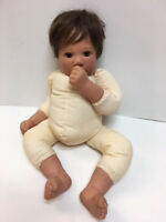 Original Signed & NUMBERED Lee Middeton Weighted Realistic BABY DOLL Made 1996