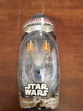 Star Wars: Titanium Series Die-cast vehículo: Podracer Anakin's