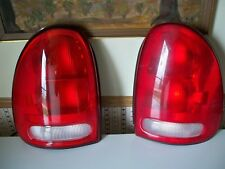 Replacement Eagle Eyes CS048-U000L Left Tail Light For Caravan Durango Voyager