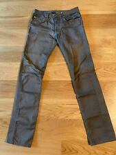 Dior Homme Slim Gray Jeans 28 x 32