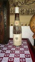 weinsammlung Weinkonvolut Alte Weine Weinkeller Ortenau 1959 Durbacher Riesling
