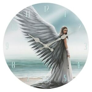 Spirit Guide  - Wall Clock By Anne Stokes - Brand New & Boxed
