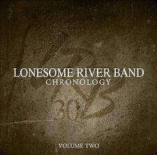 Chronology, Vol. 2 by The Lonesome River Band (CD, Jul-2012, Rural Rhythm)