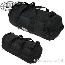 Schwarze Einsatz-Tasche Tactical Einsatzkräfte Molle Schultergurt Sporttasche