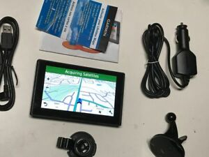 Garmin 50LMTHD DriveSmart GPS Lifetime Traffic & Maps Update.