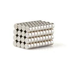 300Pcs Strong N50 Neodymium Magnets Rare Earth Round Disc Fridge Craft 3 x 2 mm