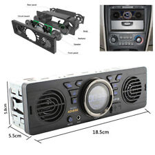 12V Car MP3 Radio Audio Player 2 Speaker Stereo FM Bluetooth2.1 USB/TF Card Port