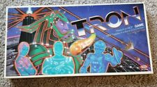 Tron Assault On Mcp 3D Board Game 1981 Complete?