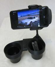"ThirdGen Camaro ""Split"" Cup+Phone Holder! Factory ""fit and finish"" design."