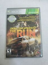 Need for Speed: The Run (Microsoft Xbox 360, 2011) Fast Shipping