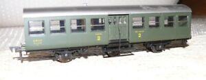 G21 Fleischmann 5099 Personenwagen 2.Klasse  SNCF 86 090