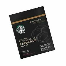 Starbucks Verismo Roast Espresso Pods 12 Pieces