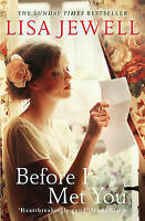 Before I Met You, Jewell, Lisa, Very Good Book