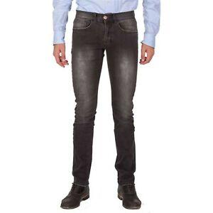 Sun68 26188A Jeans Uomo Cotone Col Grigio Scuro tg 30 | -50 % OCCASIONE |