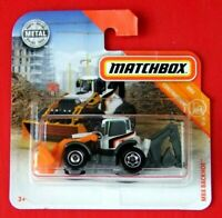 MATCHBOX 2019    MBX BACKHOE    23/100   NEU&OVP