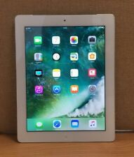 Apple iPad 4th Gen. 32GB, Wi-Fi+ Cellular (Unlocked), 9.7in - White (E18)