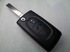 Genuine Citroen Dispatch Remote Key - Cut to Code - Part Number 6490AC